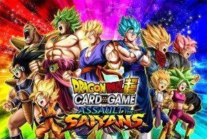 Dragon Ball Super: November Assault of the Saiyans Tournament @ Cool Stuff Games - Miami