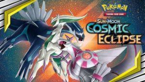 Pokémon: Sun & Moon - Cosmic Eclipse Prerelease @ Cool Stuff Games - Miami