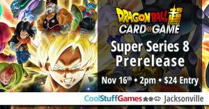 Dragon Ball Super Series 8 Pre-release