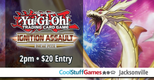 Yu-Gi-Oh! Ignition Assault Sneak Peek