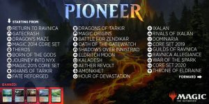 Magic: The Gathering Pioneer 2-Box Guaranteed Tournament @ Cool Stuff Games - Waterford Lakes