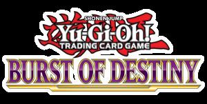 Yu-Gi-Oh! Burst of Destiny Sneak Peek Premiere Event
